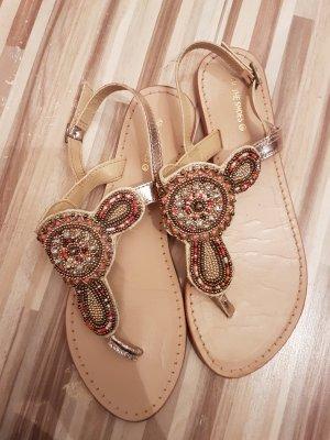 C&A Toe-Post sandals multicolored