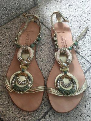 Verwonderlijk Vero Cuoio Women's High-Heeled Sandals at reasonable prices AH-48
