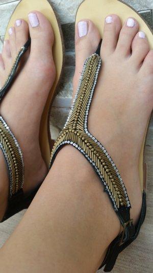 Sandalen  aus Echtleder