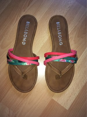 Billabong Flip-Flop Sandals multicolored