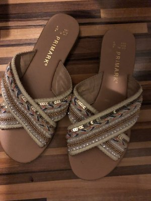 Primark Beach Sandals beige-cream
