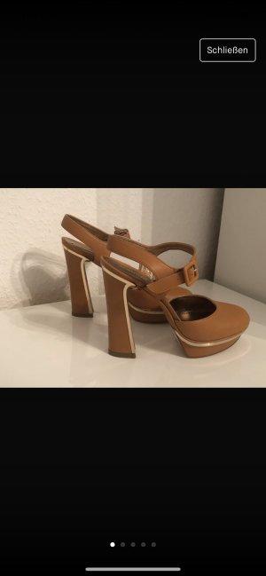 Baldinini Sandalo arancione scuro