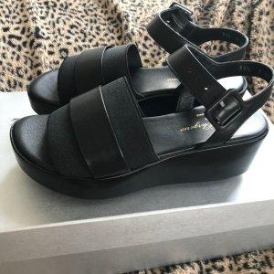 Robert clergerie Platform High-Heeled Sandal black