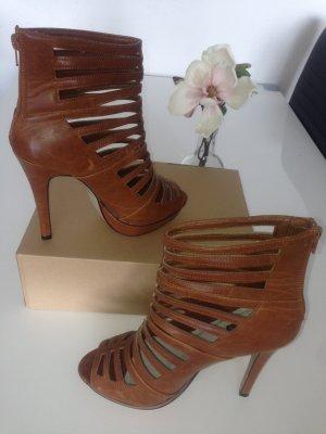 Sandalen Boots Riemchen Highheels **neu ungetragen** mega sexy Gr. 39