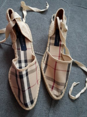 Burberry Wedge Sandals multicolored