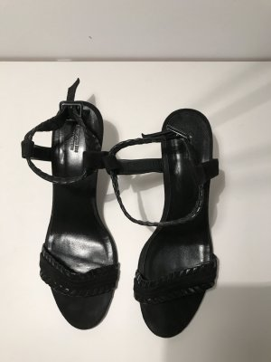 Comptoir Des Contonniers Wedge Sandals black leather