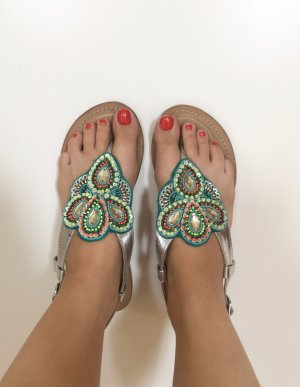 Primark Roman Sandals multicolored