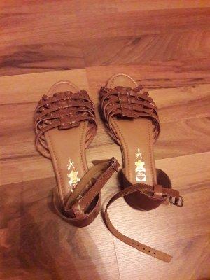 Sandalen die bequem sind