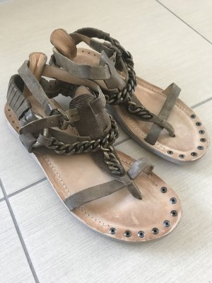 Airstep Toe-Post sandals multicolored