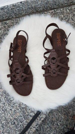 Sandalen Esprit – Gr.38 – braun