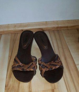 Sandalen Fb. braun von VIA UNO