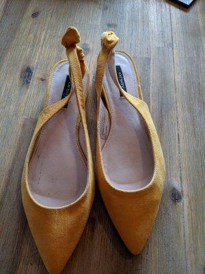Sandalen gelb ORSAY