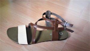 Sandalen Größe 40 einmal getragen