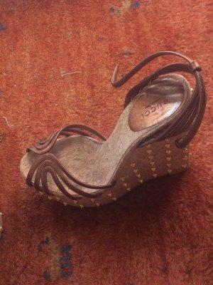 Sandalen Gucci Gr 37 / Preis reduziert