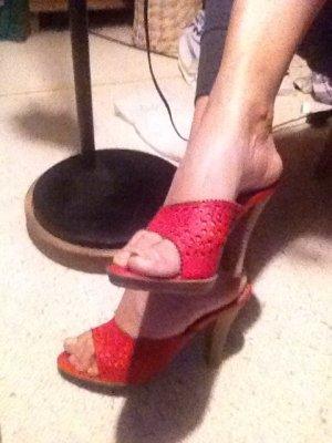 Sandalen -high heel