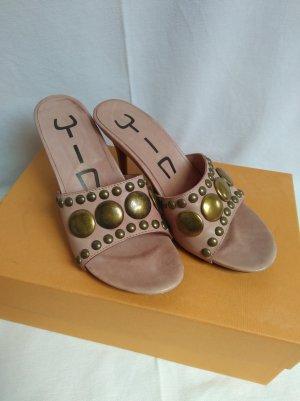 Sandalen high heels Neu mit vielen schönen Details!