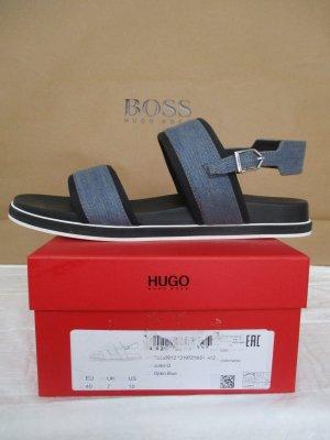 Sandalen Hugo Boss, Größe 40, neu