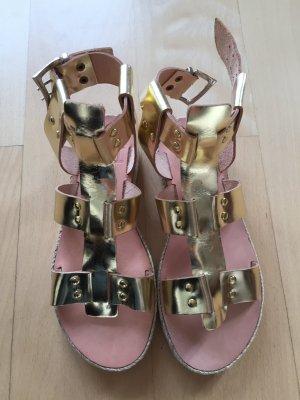 Sandalen I Love Sandals Leder Größe 39