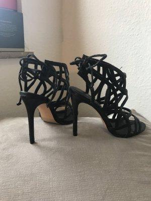Sandalen im Bondage Stil von Topshop
