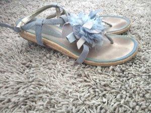 Tamaris Sandalo toe-post multicolore
