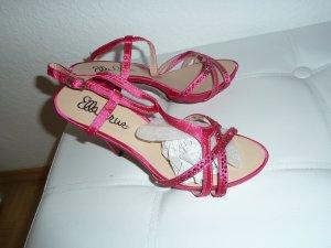 Sandalen in Pink passend zum kleid von Faith Connexion