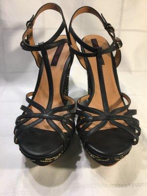 Sandalen Keilabsatz BoHo Style