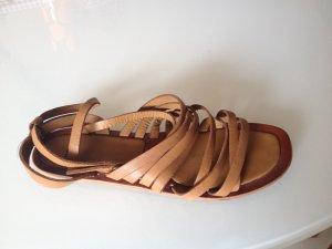 Sandalen Leder braun 41 40 bronx echtleder Riemchen