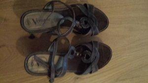 Sandalen Leder Größe40