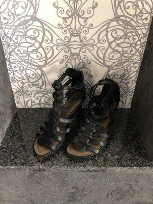 Marco Tozzi Sandalo con cinturino nero