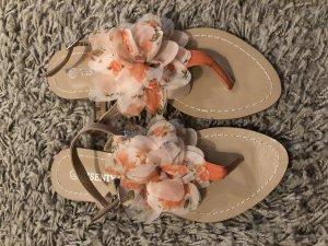 Sandales Dianette multicolore
