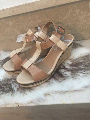 Esmara Wedge Sandals multicolored