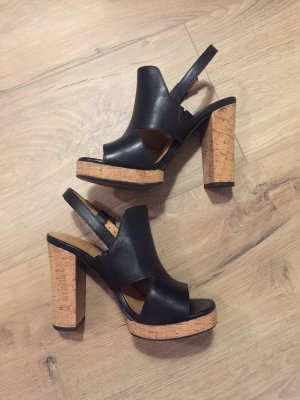 Another A Sandals black