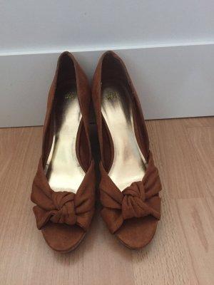 Sandalen mit Korksohle