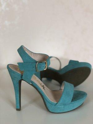 Comfort Sandals turquoise