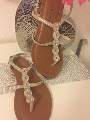 New Look Zapatos color plata
