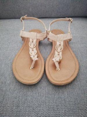 Sandalen nude/rosé
