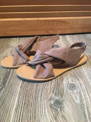 Sandalen ohne Riemen