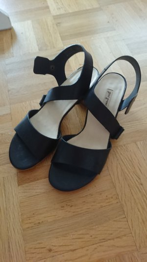 Sandalen Paul Green Leder Neu