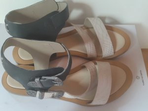 Sandalen Pepe Jeans - weiss anthrazit