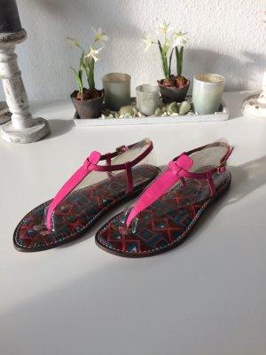 Sandalen * pink * Größe 39 (fällt kleiner aus) * Modell Gigi * von Sam Edelman