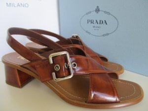 Sandalen Prada, Größe 40, neu.