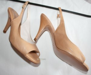 Uta Raasch Sandalo con cinturino color cammello-beige