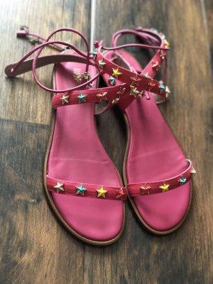 RED Valentino Sandals pink-pink leather