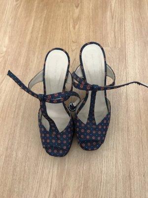 Sandalen Retro Style von Zara