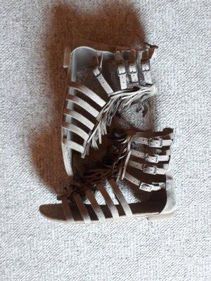 Graceland Sandalo con cinturino beige