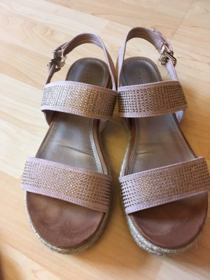 Marco Tozzi Espadrille Sandals multicolored