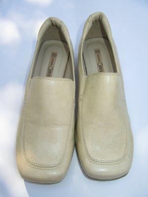 Sandalen Schuhe Vintage Retro Gr. 35