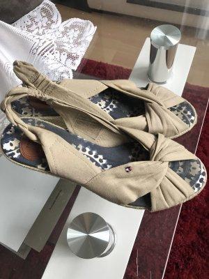 Tommy Hilfiger Platform Sandals beige-light brown