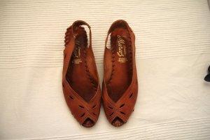 Sandalen Vintage aus Leder
