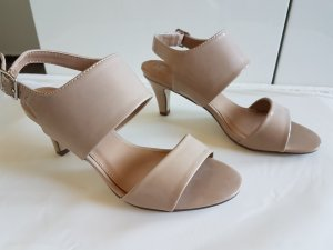 Anna Field High-Heeled Sandals nude